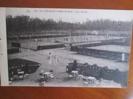 Le Touquet Paris Plage, Les Tennis - Le Touquet