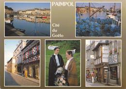 22  PAIMPOL / MULTIVUES / CITE DU GOELO - Paimpol