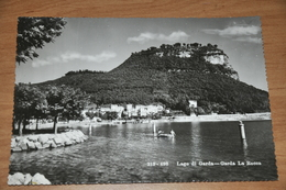 823  Lago Di Garda   Garda La Rocca  Animata - Verona