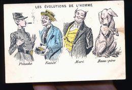 LES EVOLUTIONS DE L HOMME          DDD - Hommes