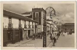 La Carolina Calle Sagasta Pequeno Defecto - Jaén
