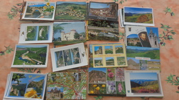 Ardèche. 520 CPM Neuves Non Voyagées Avec Quelques Villages - Cartes Postales