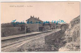Fort Du Plasne La Gare - Francia