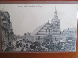 Berck Plage ,  Notre Dame Des Sables - Berck