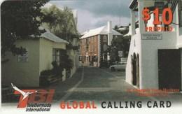Bermuda - St. George Town Heritage (Red Value) - Bermuda