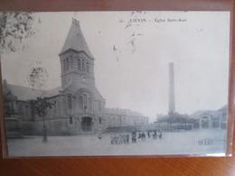 Lievin , Eglise Saint Ame , Enfants - Lievin