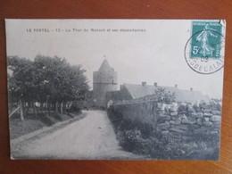 Le Portel , La Tour Du Renard Et Ses Dependances - Le Portel