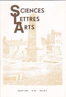 Sciences Lettres Arts De Cholet Et Sa Région N°46 Juillet 1983 - Sciences