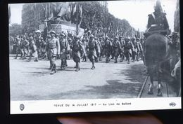 PARIS DEFILE DU 14 JUILLET 1917     DDD - Andere