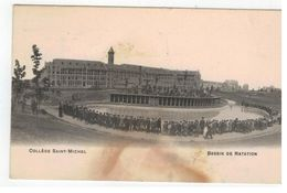 Collège Saint-Michel   Bassin De Natation 1908 - Etterbeek
