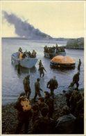 GUERRE DES MALOUINES - Angleterre - Argentine - Série War In The South Atlantic - Militaires - Soldats - Rescapés - Militaria