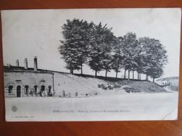 Aire Sur La Lys ,  Place Du Chateau Et Manutention Militaire - France