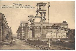 Winterslag, Gebouwen Rond De Putten En Machienenkamers, Verstuurd 1931 - Genk
