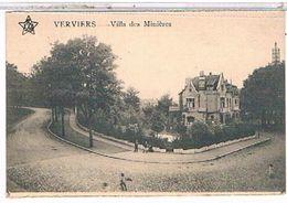 LIEGE  VERVIERS  VILLA  DES  MINIERES     BE      1W455 - Verviers