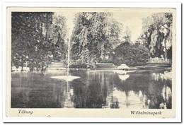 Tilburg, Wilhelminapark - Tilburg