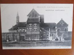 Aire Sur La Lys ,  Ancien Couvent Des Carmelites , Institution Sainte Marie - France