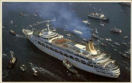 GUERRE DES MALOUINES - Angleterre - Argentine - Série War In The South Atlantic - Canberra Bateau - Southampton - Sonstige