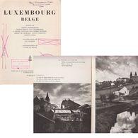 Luxembourg Belg  De Premorel, Etc  1951 - Cultural