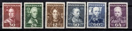 Autriche YT N° 471/476 Neufs *. B/TB. A Saisir! - 1918-1945 1st Republic