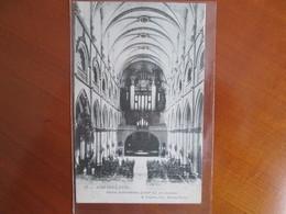 Aire Sur La Lys , Eglise Saint Pierre , Les Orgues , Dos 1900 - France