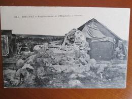 Souchez , Emplacement De L Hopital , La Grotte - France