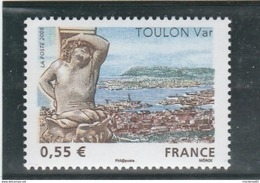 FRANCE 2008 TOULON YT 4257 NEUF -      TDA244 - Unused Stamps