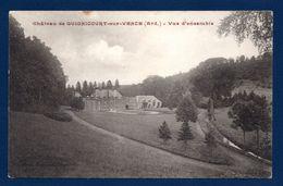 08. Guignicourt Sur Vence. Le Château Et Le Parc. - France