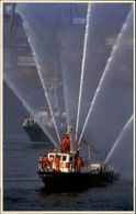 GUERRE DES MALOUINES - Angleterre - Argentine - Série War In The South Atlantic - Canberra Bateau - Southampton - Militaria