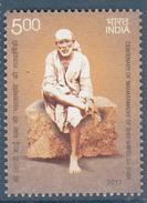INDIA 2017  Shri Shirdi Sai Baba, Religion, 1v,  Religous Diety, Centenary Of Mahasmadhi, MNH(**) - Inde