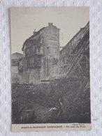PONT-A-MOUSSON - Un Coin Du Pont - CPA - CP - Carte Postale - Pont A Mousson