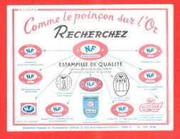 BUVARD Recherchez N F Normes Françaises - Electricity & Gas