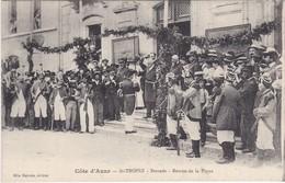SAINT-TROPEZ - Bravade - Remise De La Pique - Saint-Tropez