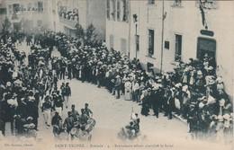 SAINT-TROPEZ - La Bravade - 4 - Bravadeurs Allant Chercher Le Saint - Saint-Tropez