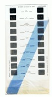 Plaquette De 10 Vues Stéréoscopiques Pour Appareil Lestrade Le Quercy - Roc-Amadour Et Cahors  +/- 1960 - Visionneuses Stéréoscopiques