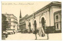 Place U. Etablissement Thermal - AIX-les-BAIN - Aix Les Bains