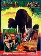 L'enfant De La Jungle - Et : L'Ami Africain - ( Deux DVD ) . - Action, Adventure