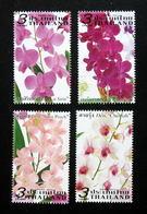 Thailand Stamp 2011 Orchid - Thailand