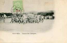 NOUVELLE CALEDONIE(TYPE) DANSE - Nouvelle Calédonie