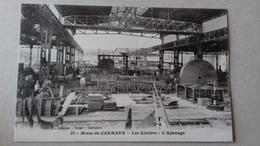 Mines De Carmaux - Les Ateliers - L'Ajustage - Carmaux