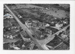 61  RANDONNAI   VUE   AERIENNE  ..1955   BON ETAT  .. 2 SCANS - Other Municipalities
