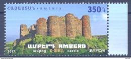 2017. Armenia, Europa 2017, 1v, Mint/** - Arménie
