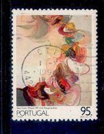 ! ! Portugal - 1990 Paintings - Af. 1925 - Used - 1910-... Republiek