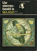 UW STERRENBEELD IS MAAGD ( STERRETEKEN ASTROLOGIE DIERENRIEM HOROSCOOP ) - Livres, BD, Revues