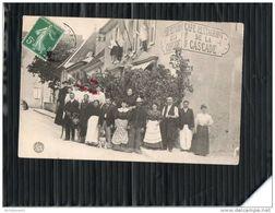 Lot Carte Postale France ( Politique , Commerces,Militaires ) - Postcards