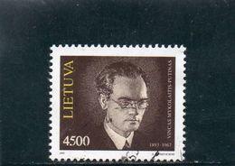 LITUANIE 1993 O - Lituanie