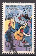 Frankreich  (1992)  Mi.Nr.  2932  Gest. / Used  (17eu01) - Frankreich