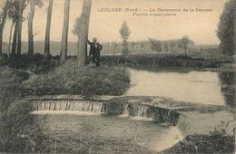59141Lecluse Le Déversoir De La Sensée. Partie Supérieure - Circulée 1912 - Francia