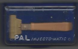 Rasoir PAL INJECTO-MATIC - Ancien Rasoir Mecanique - Razor Blades