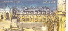2005- SOUVENIR-PHILATELIQUE NANCY 2005-Timbre 0,53€ NEUF-Sans Blister-TBE LUXE - Blocs Souvenir