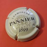 CAPSULE Champagne PANNIER  Depuis 1899  (2)  Voir Photo - Pannier